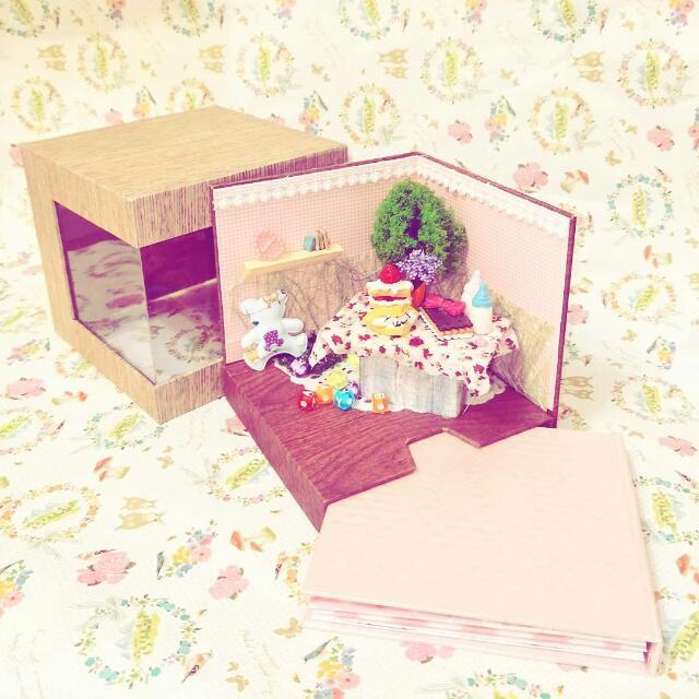 手工✨下午茶抽屜禮盒卡片