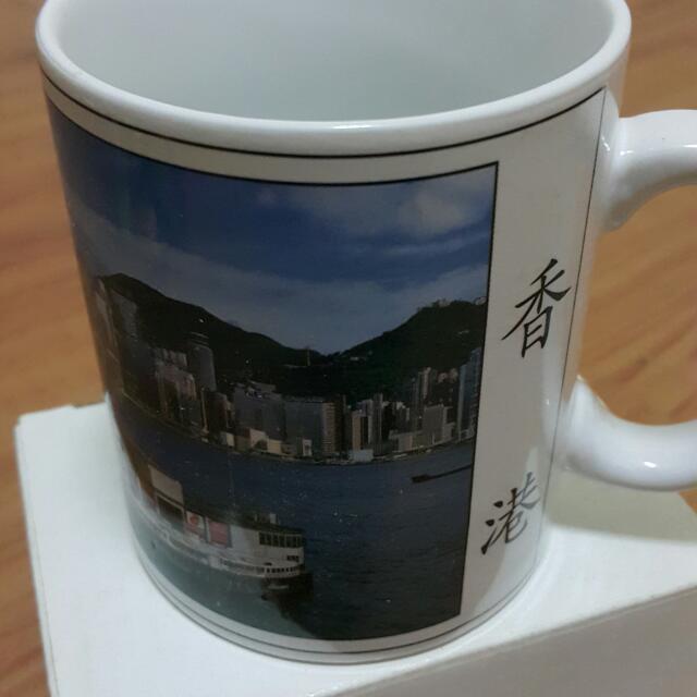 香港紀念馬克杯