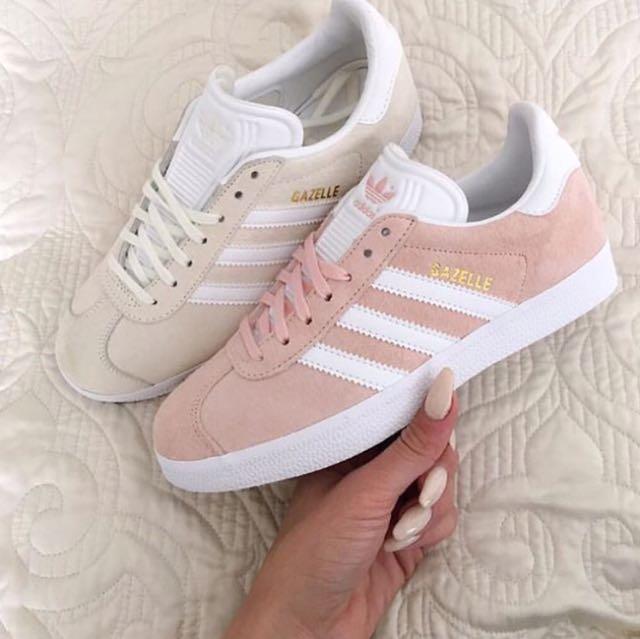Adidas Gazelles Pink (AU 9)