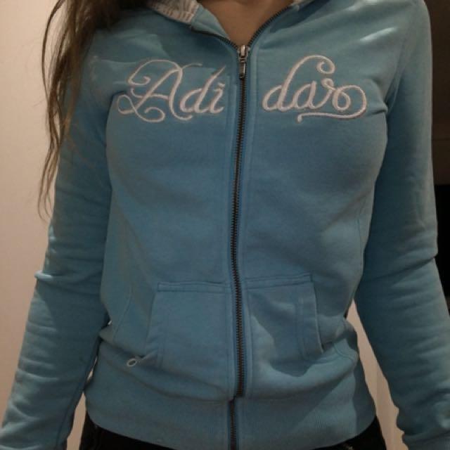 Adidas Women's Jacket Size 8