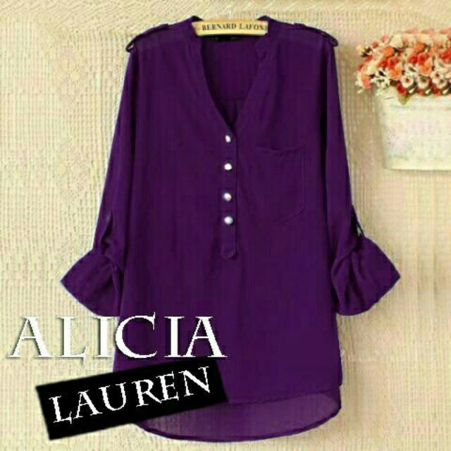 Alicia ungu