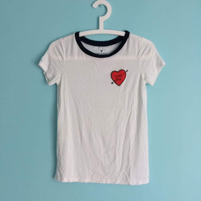 American Eagle Patch T-Shirt