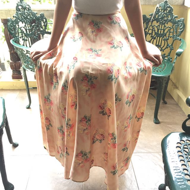 APARTMENT8 FLORAL SKIRT