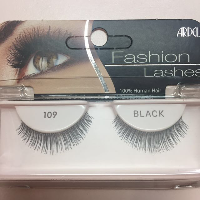 03c7acd4be1 Ardell False Lashes 109 1 Pair, Health & Beauty, Makeup on Carousell