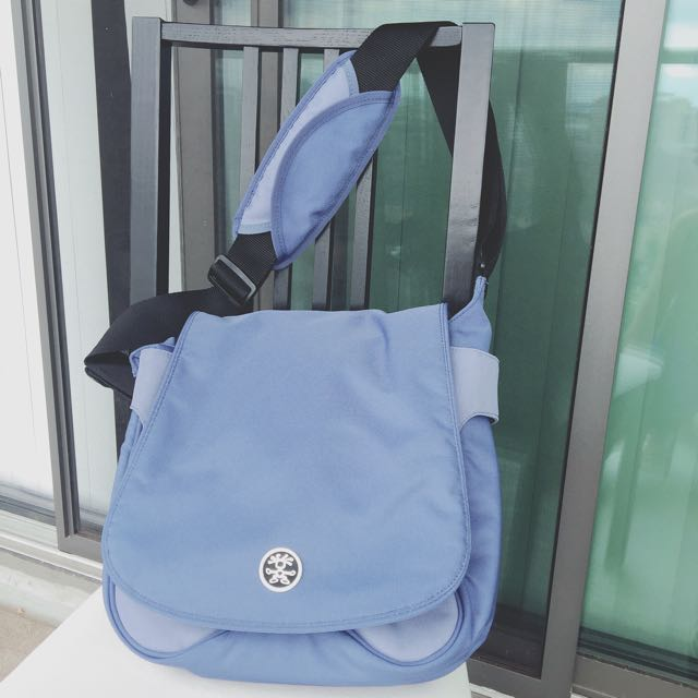 Authentic Krumpler Laptop Messenger Bag