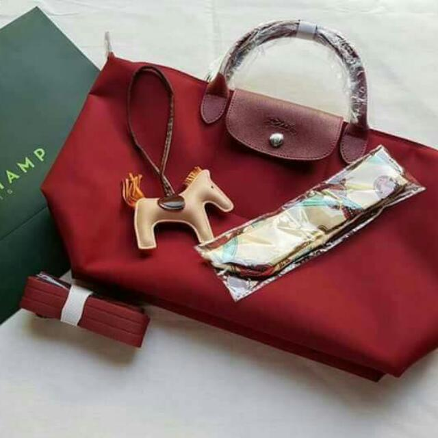 Authentic Longchamp Neo Medium
