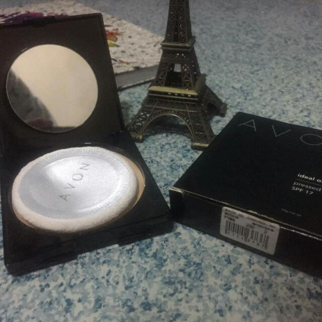Avon Press Powder