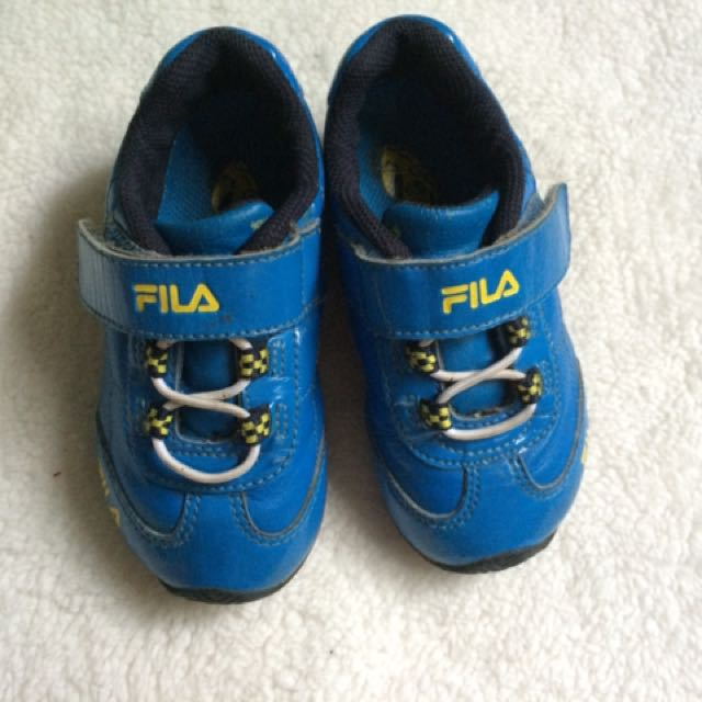 Baby Shoes FILA