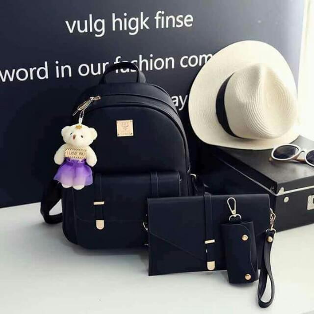 Bag With Bear