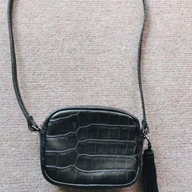 Bardot Leather Bag