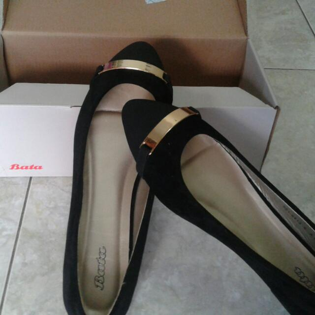 Bata Flat Shoes (Reprice)