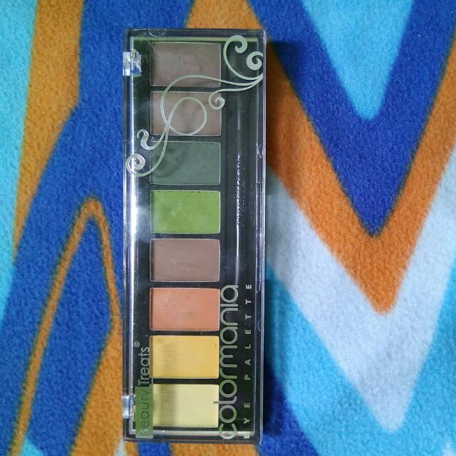 Beauty Treats Colormania Eye Palette
