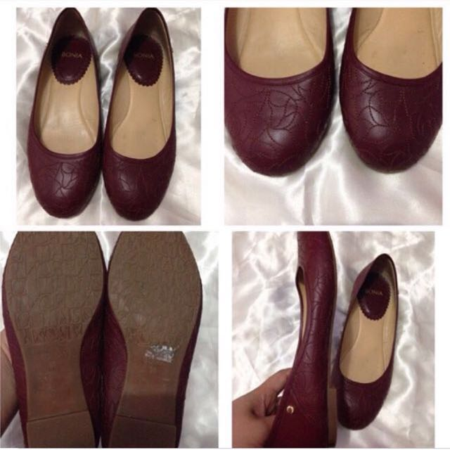 Bonia Flat Shoes Authentic