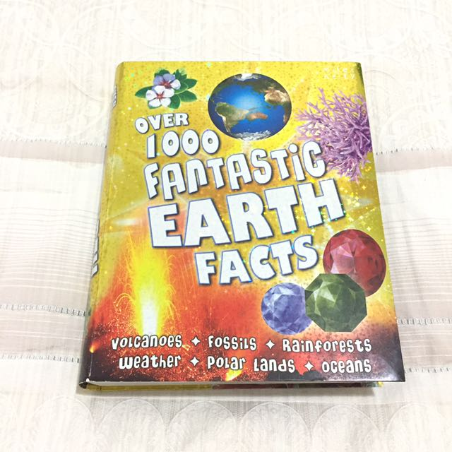 BRAND NEW Facts book