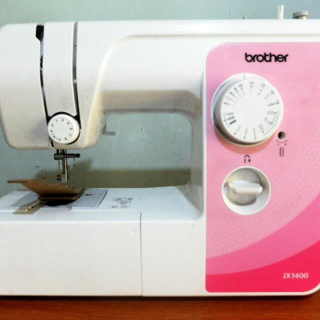 Brother jX1400 Electronic Sewing Machine