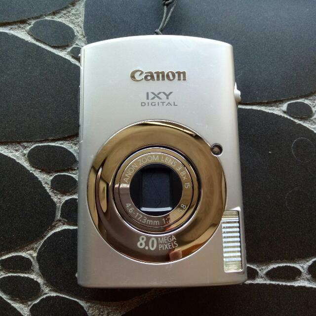 Canon Ixy Digital 910 IS 相機