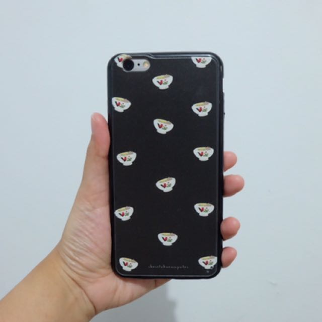 Casing IPHONE 6plus - MIE AYAM GEMES