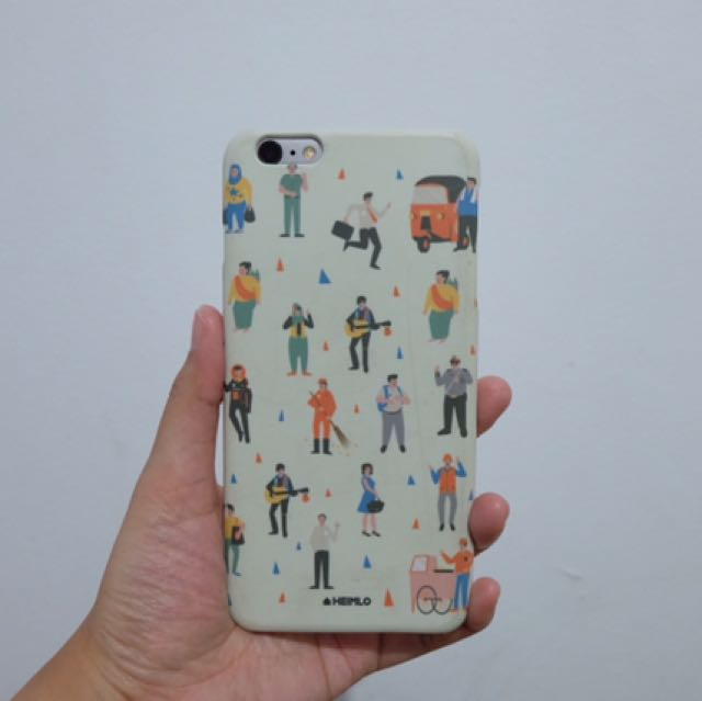 Casing Iphone 6plus Jakarta Preloved
