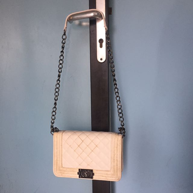 Channel Sling Bag