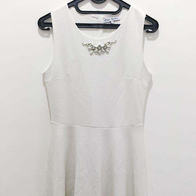 Chic Simple Dress