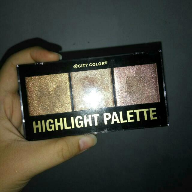 REPRICE! City Color Highlight Palette