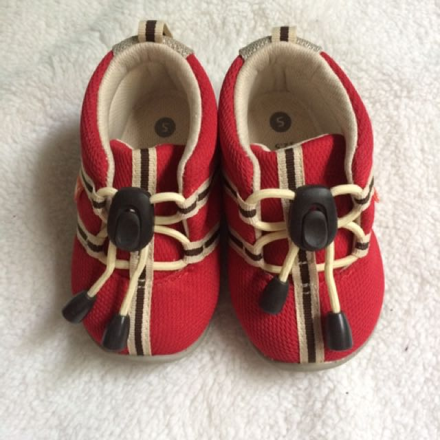 Combi Baby Shoes