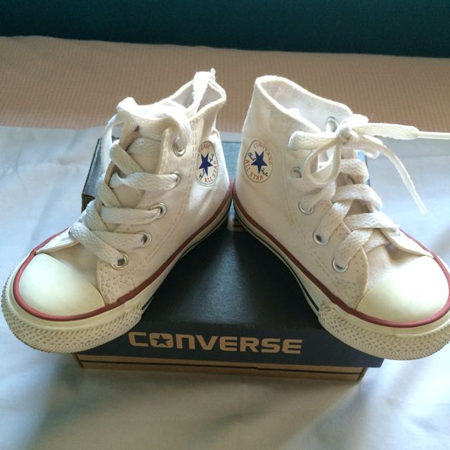 Converse Infants 5US/5UK/21EUR/12.5cm