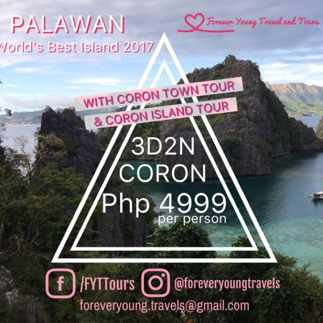 Coron Sulit Trip Package
