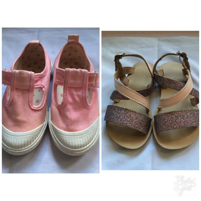 Cotton On Kids & H&M Shoes (buy1 Take1)