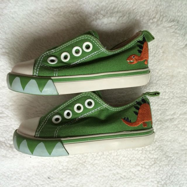Crazy8 Dino Sneakers Baby Shoes