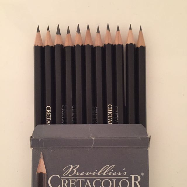 Cretacolor Graphite Pencils