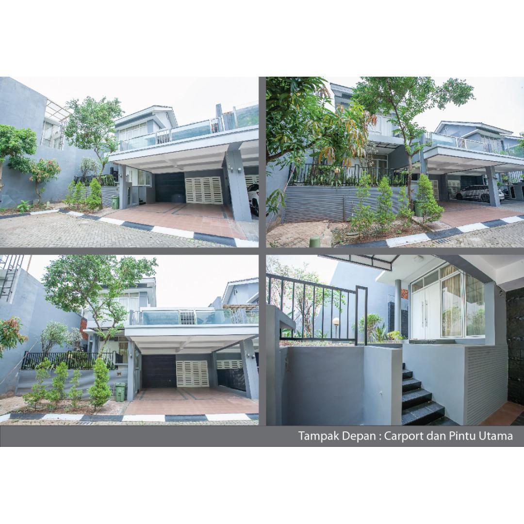 DIJUAL Rumah di Kebayoran View - Bintaro Sektor 7