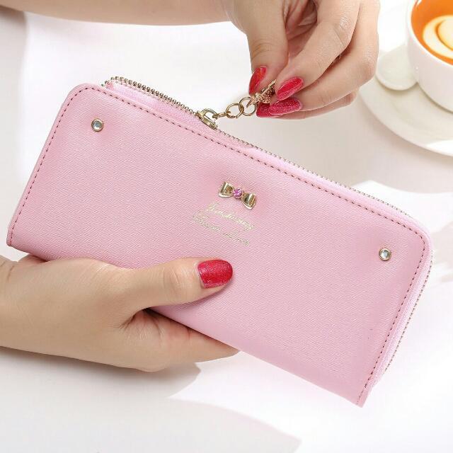 Dompet Wanita - Zipper Wallet