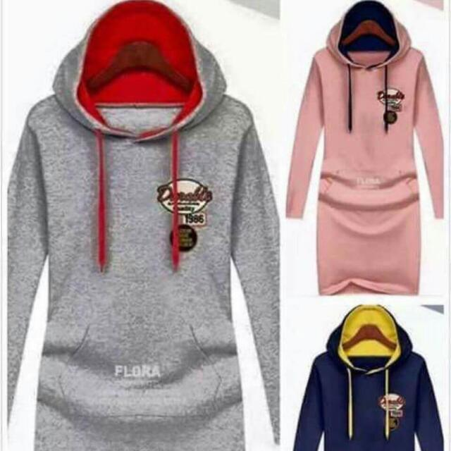 Dress Jacket W/ Hood