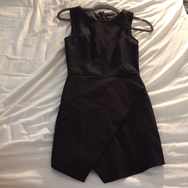 Ever New Black Romper (size 2)
