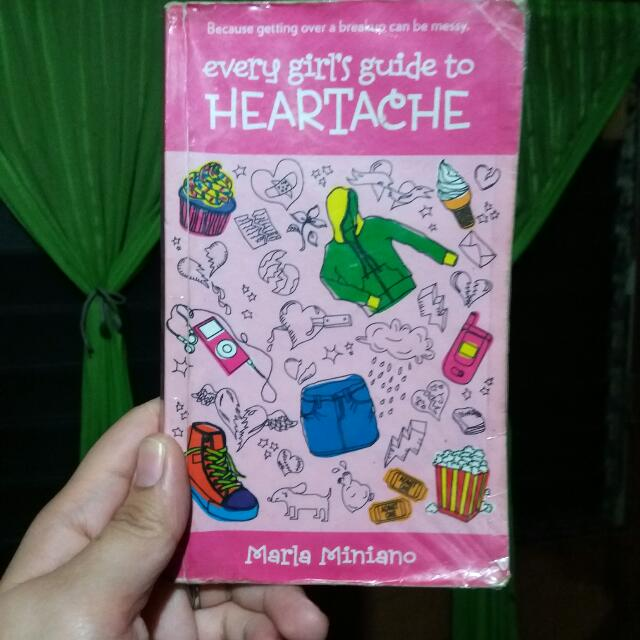 Every Girl's Guide to Heartache Book