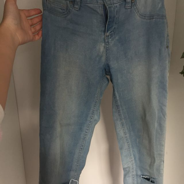 Factorie Santiago High Waisted Jeans