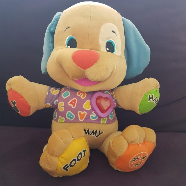 Fisher Price Doggie Doll