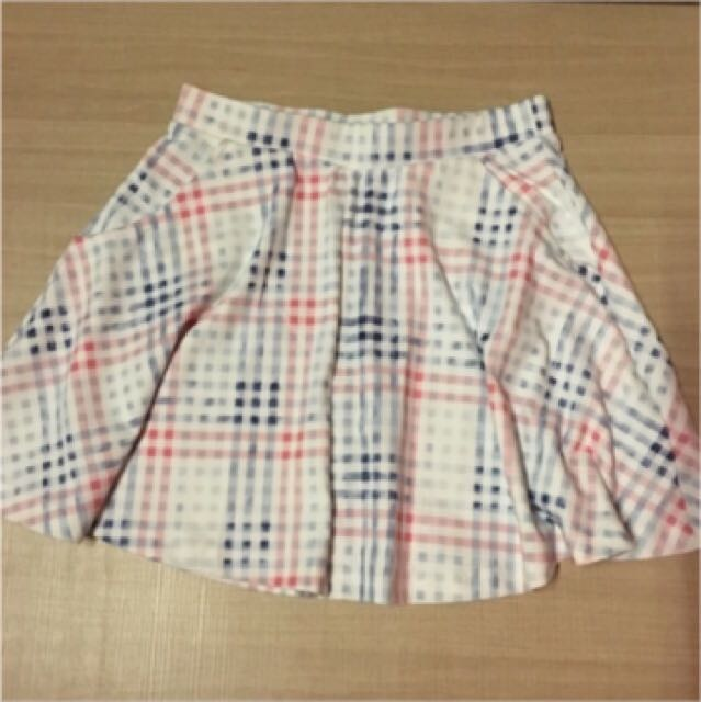 Flared Skirt By Cotton On