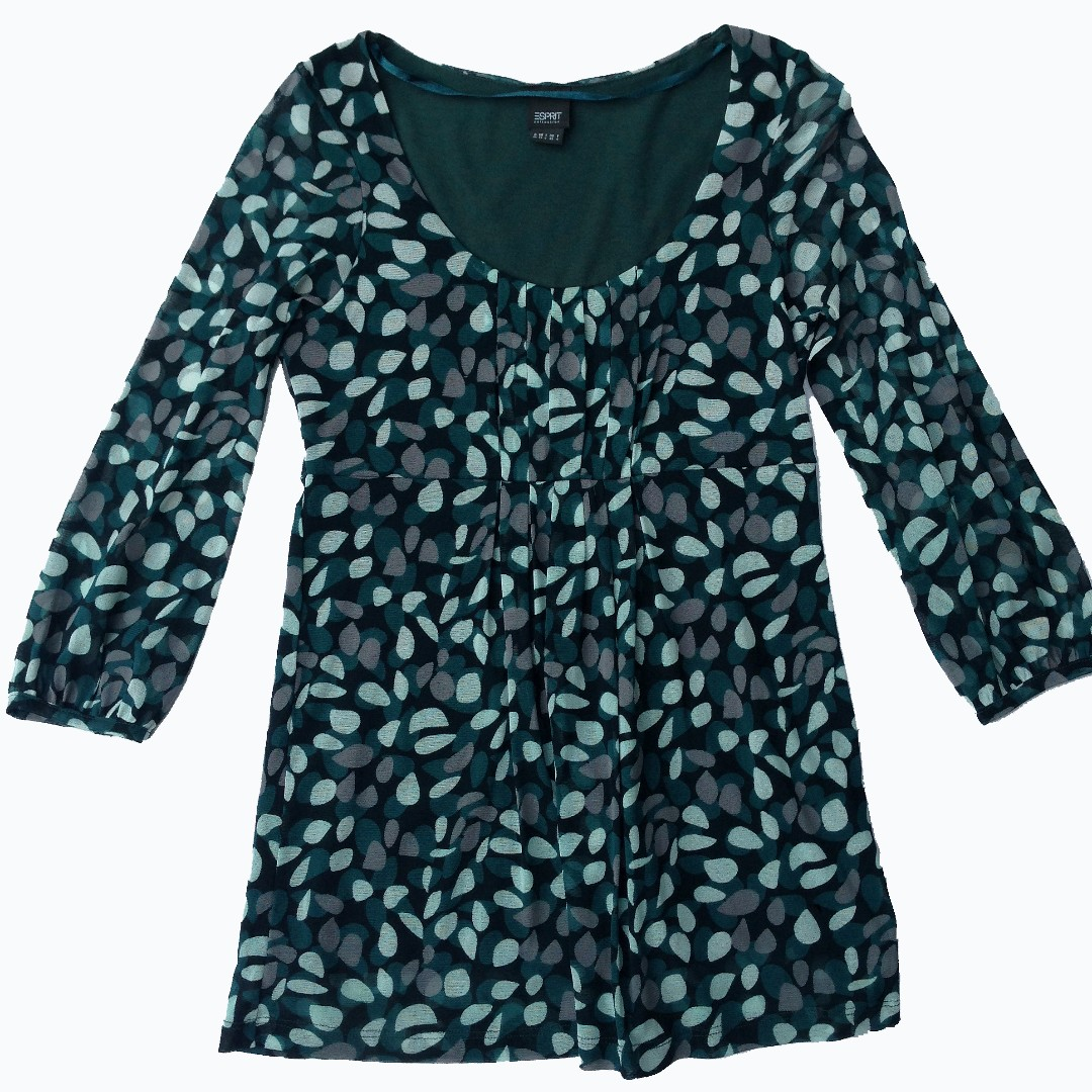 Free Delivery! Esprit Collection Baby Doll Blouse