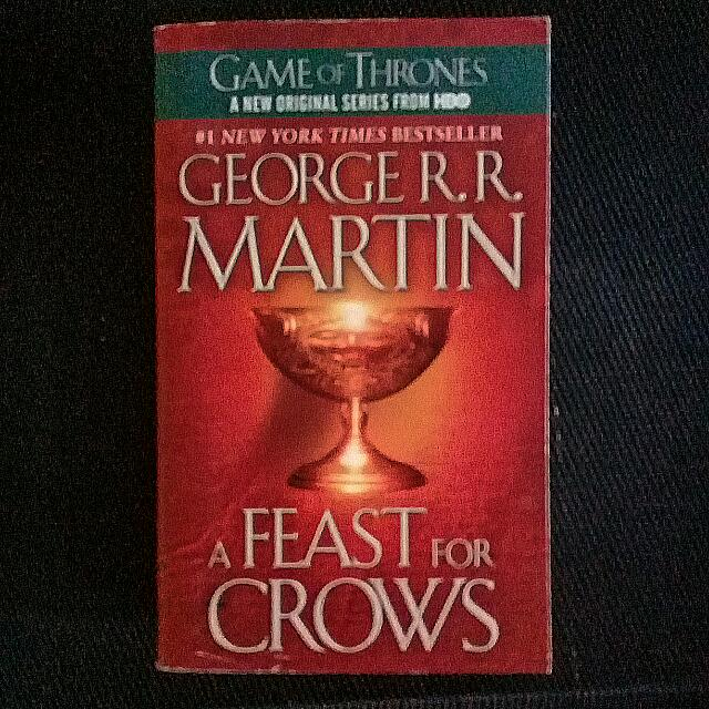 Game Of Thrones A Feast Of Crows