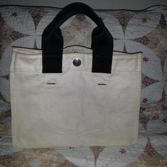 Gap Cloth Bag