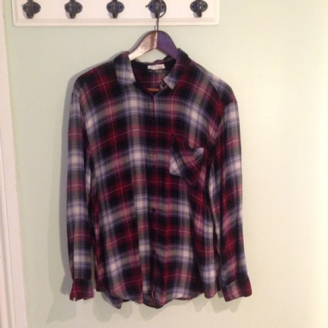 Garage Flannel Shirt