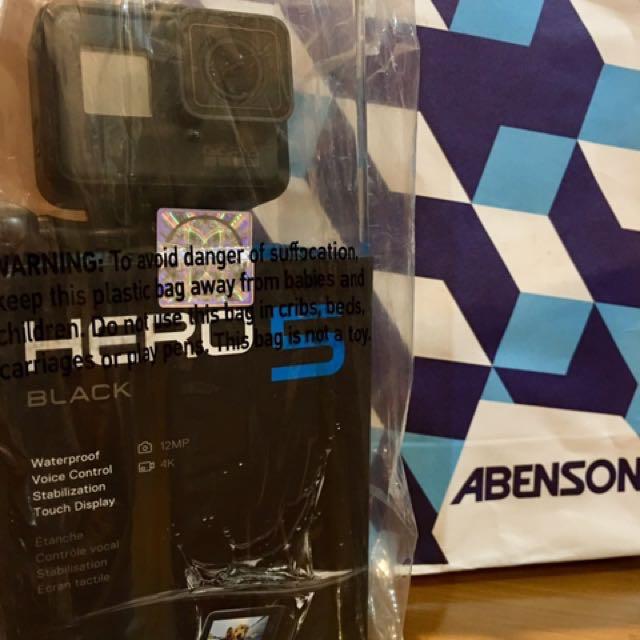 BRAND NEW GO PRO HERO 5 Black