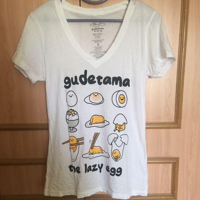Gudetama Shirt