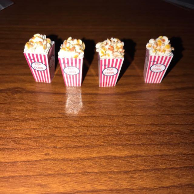 Handmade Miniature Popcorn @ $6 Each