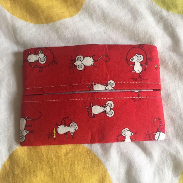 Handmade Tissue Pack Holder