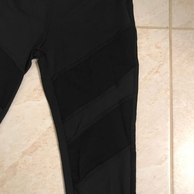 High Waited Training Tights