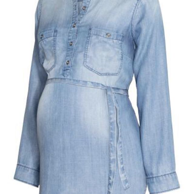 H&M Maternity Denim