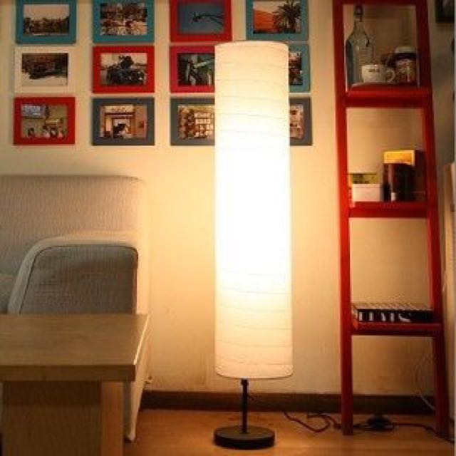 holmo ikea floor lamp home furniture on carousell - Ikea Floor Lamp
